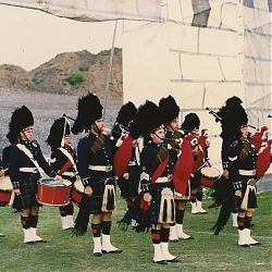 The Sydney Thistle Highland Pipe Band